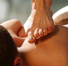 Back Walking Massage / Ashiatsu Therapy in Dallas, TX